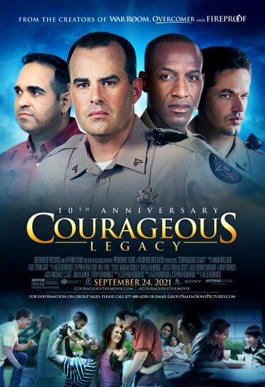Courageous Legacy
